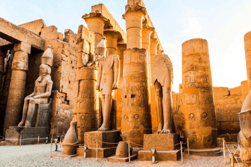 Cairo e Cruzeiro Nilo na Semana Santa