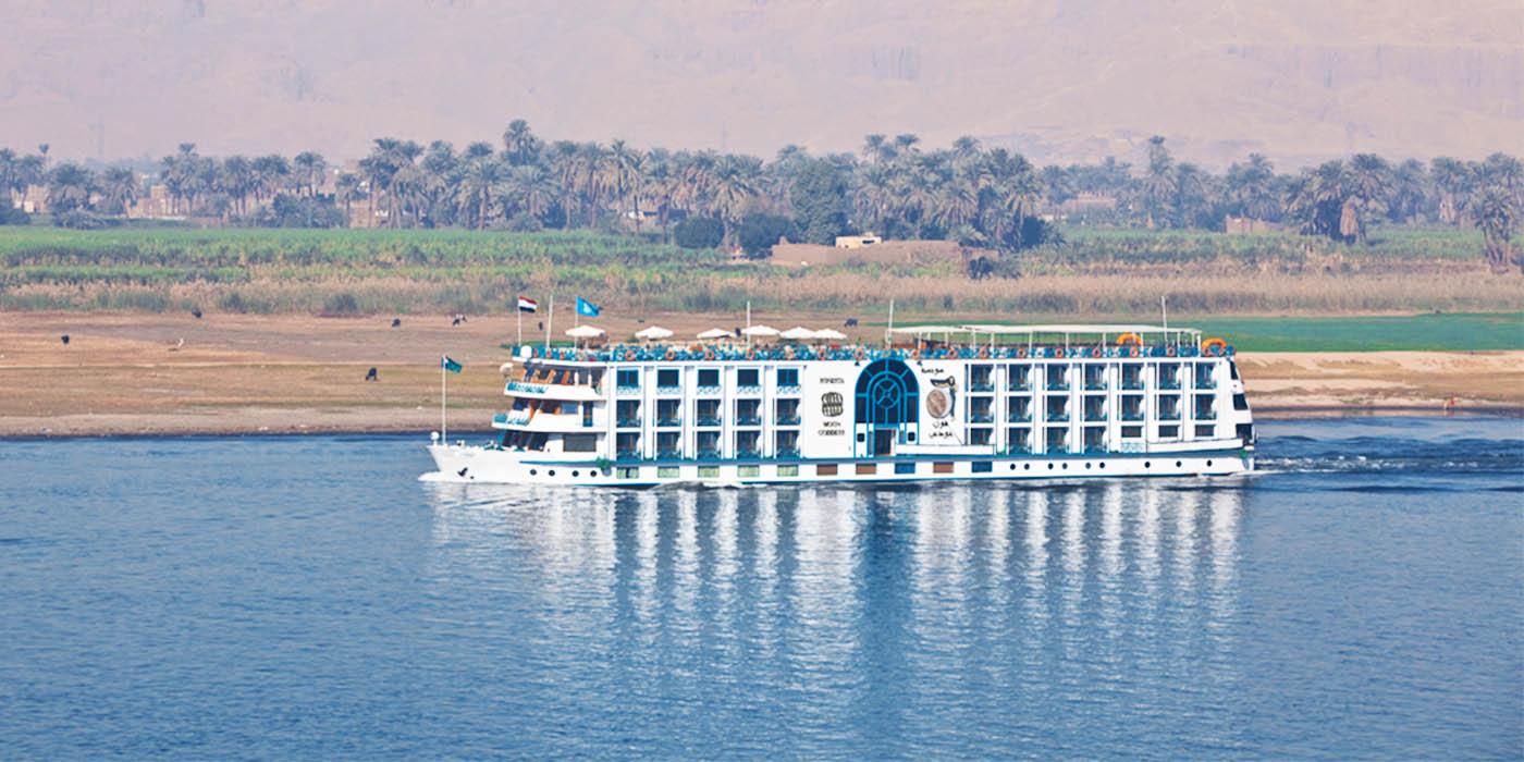 Cruzeiro Rio Nilo 4 dias Assuã e Luxor