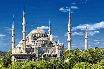 Cairo, Cruzeiro no Nilo e Istambul