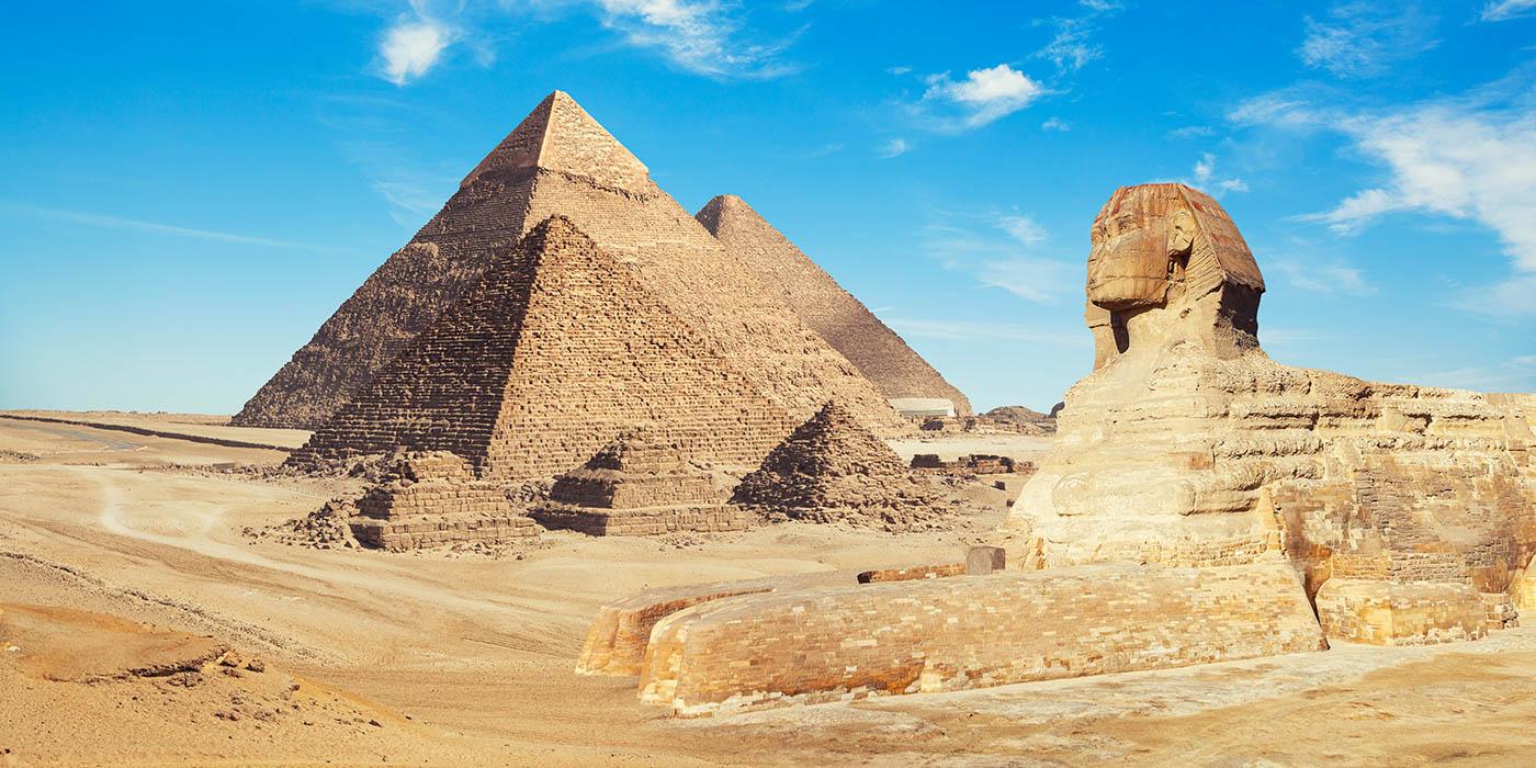 Natal e Ano Novo Egito