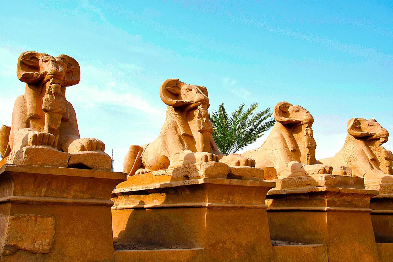 Alguma curiosidade sobre o Templo de Luxor?
