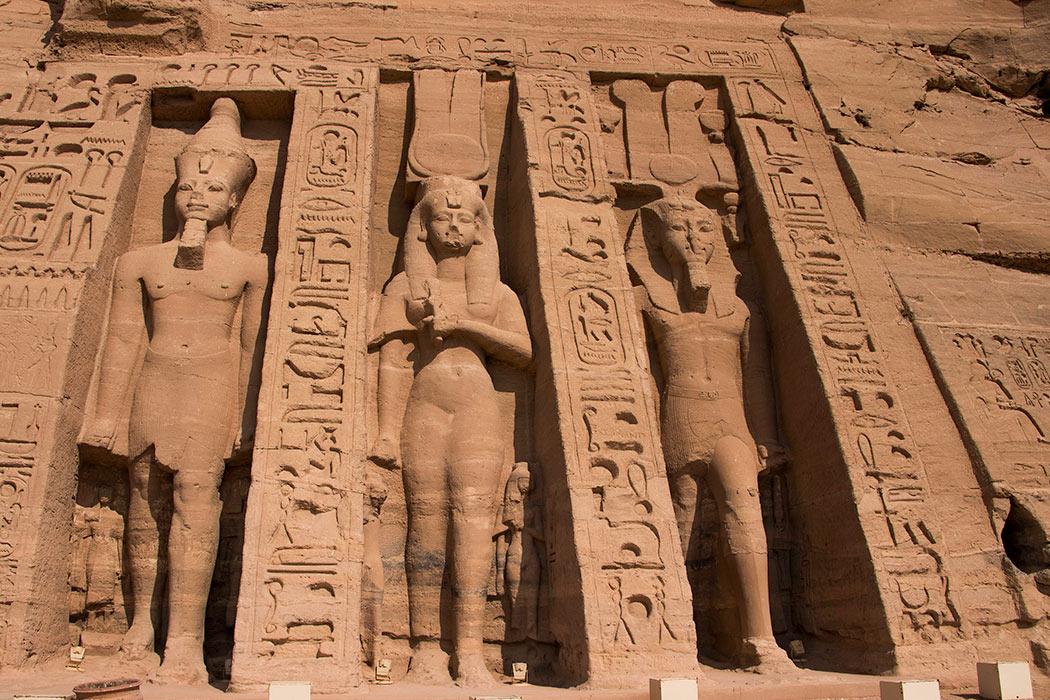 O que é Abu Simbel?