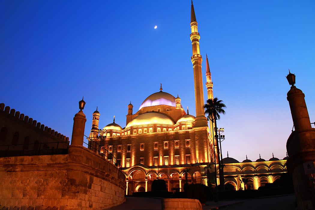 O que é a Cidadela do Cairo?
