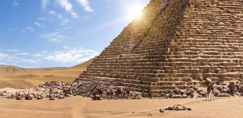 O que é a Pirâmide de Miquerinos?
