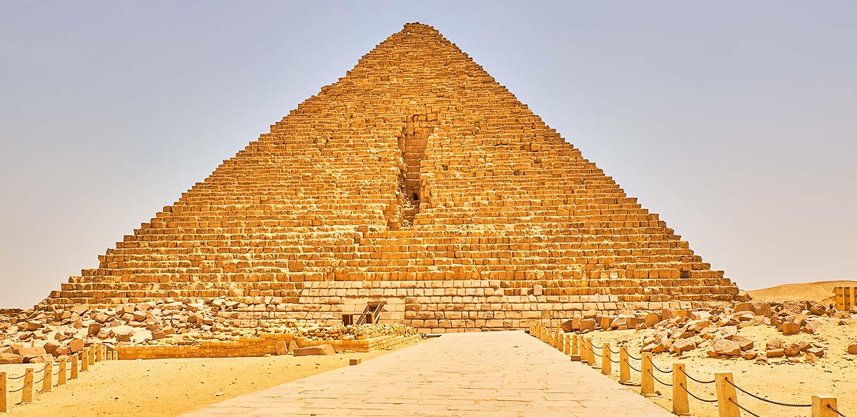 Curiosidades sobre a Pirâmide de Miquerinos