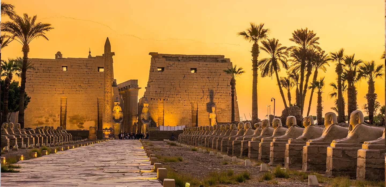 Quais são as principais atrações de Luxor?