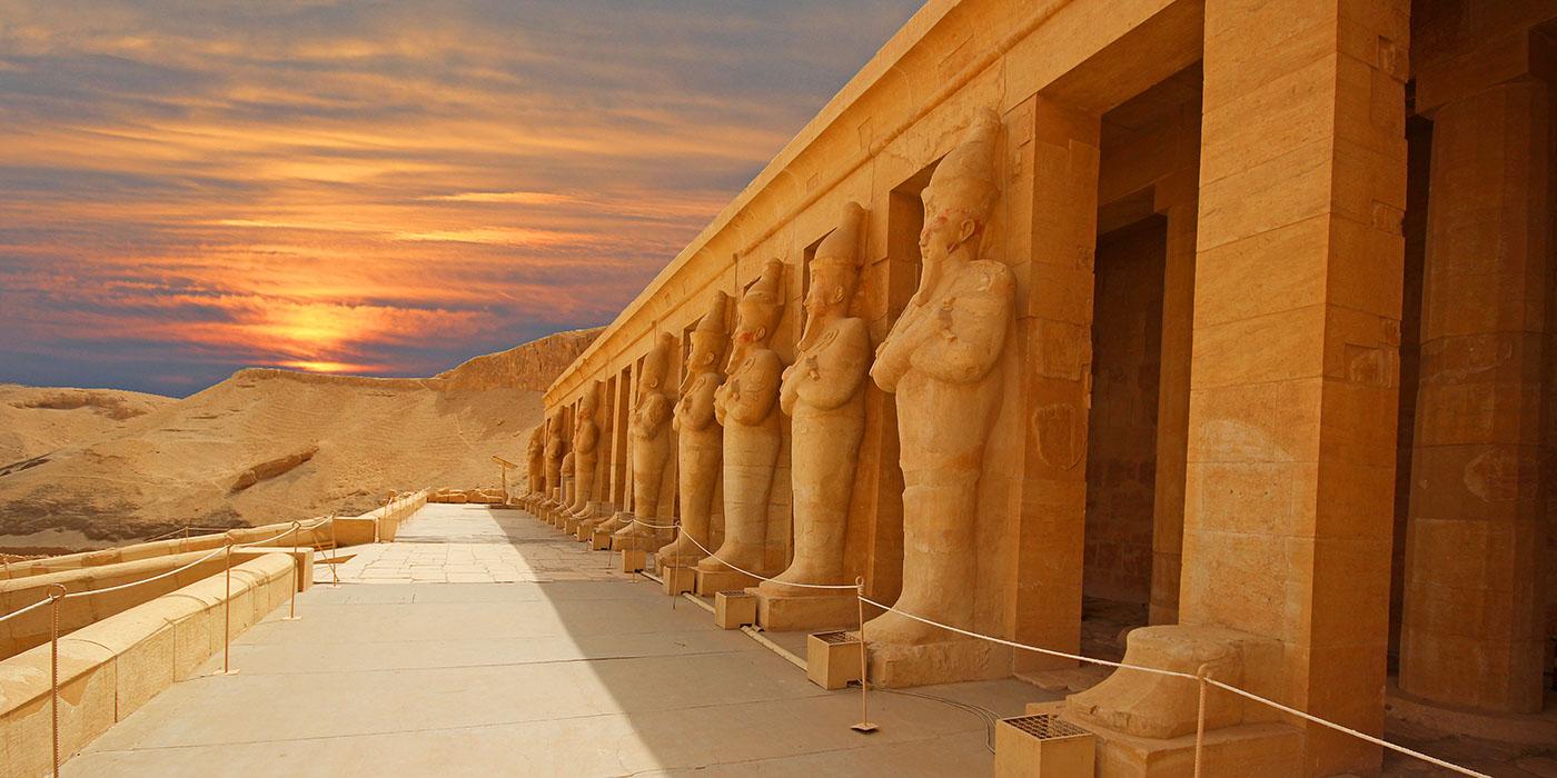 Por que visitar o Templo de Hatshepsut?