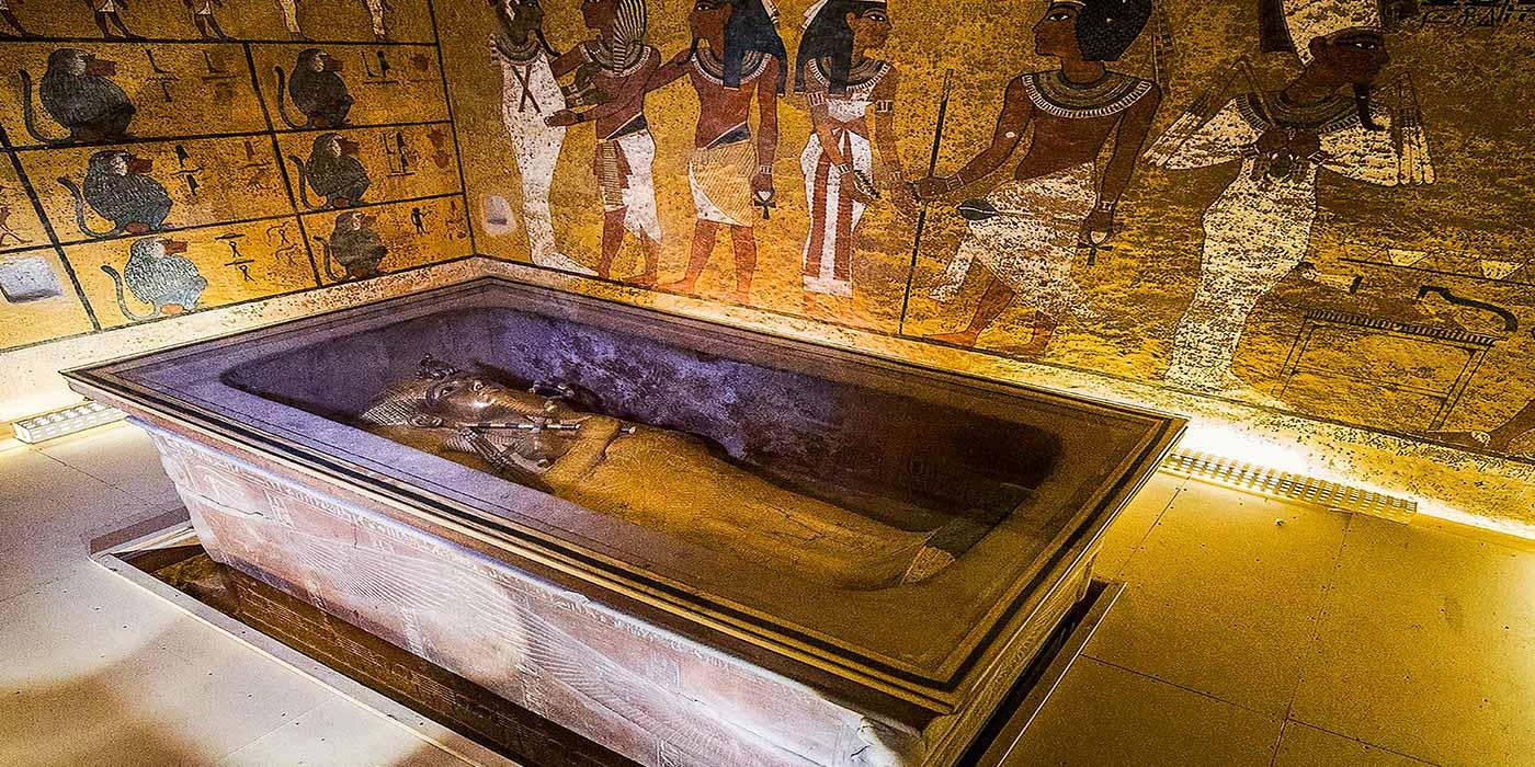 Quem foi Tutancâmon?
