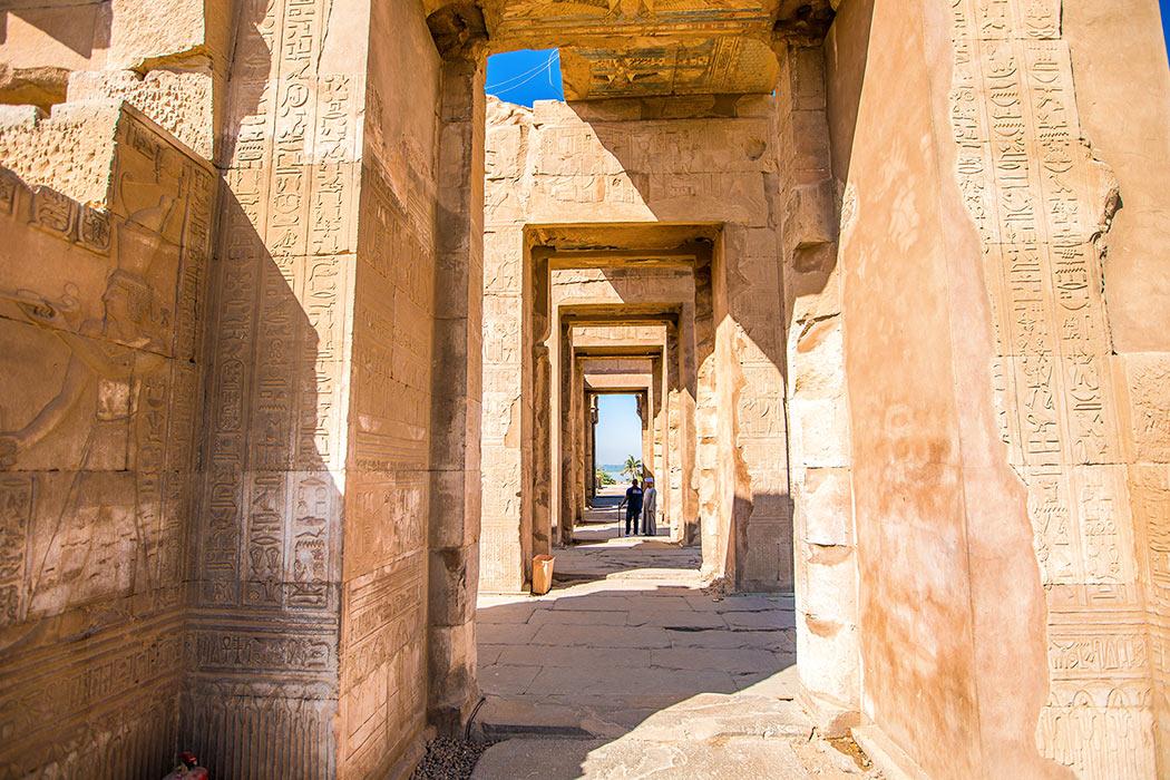 O que é o Templo de Kom Ombo?