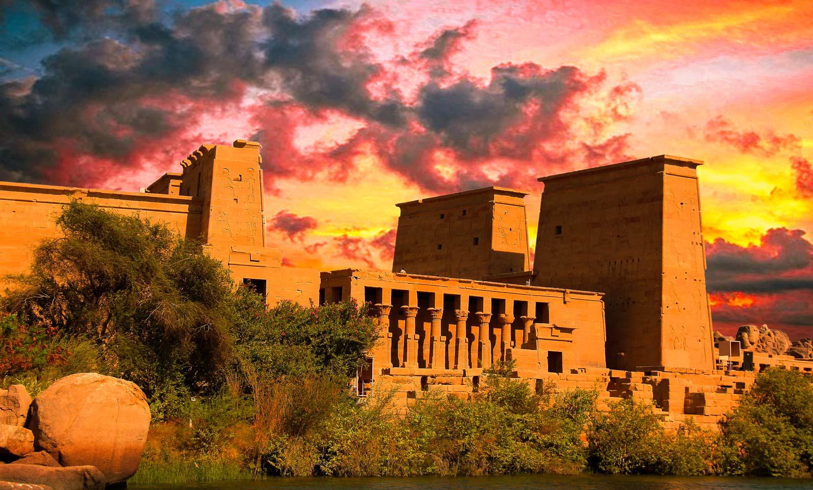 O que é o Templo de Philae?